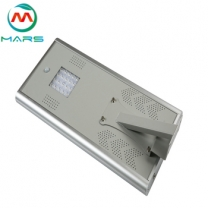 Solar Led Street Light Manufacturers 30W Outdoor Solar Lamp Post