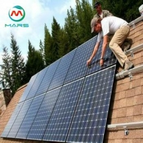 Switching Energy Supplier With Solar Panels 10KW Small Solar System Kit