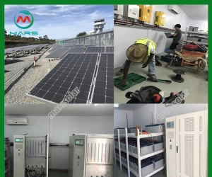 Solar Power System Manufacturers 10KW Off Grid Solar Kit System Price