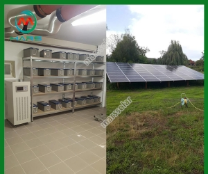 Solar Power System Manufacturers 10KW Solar Panel System