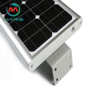 Solar Street Light With Battery