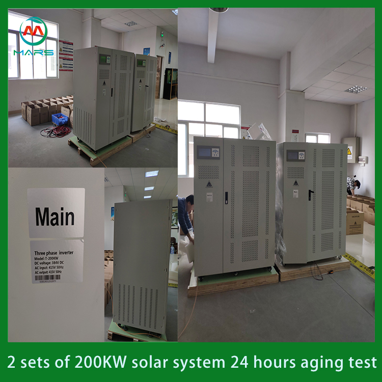 solar power system factory