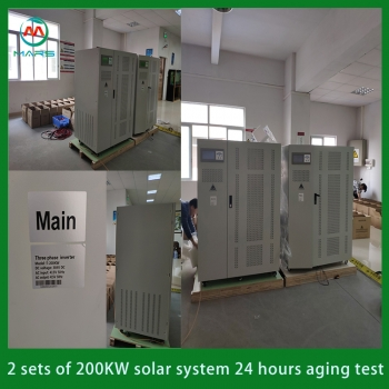 200 KW Solar System Cost