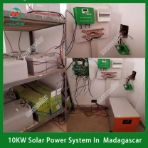 Solar Power System Manufacturers 10KW Off Grid Solar System Cost