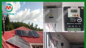 Two more solar power plants in northern Jordan