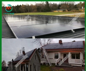 Solar Power System Manufacturers 10KW Home Solar System Kit