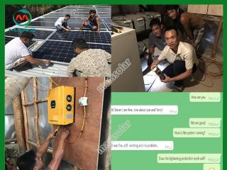 South Africa's public-scale diy solar power generator kits ranks in top ten