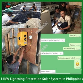 15KW 3 Phase Solar System Cost