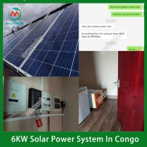 Solar Power System Manufacturers 10KW  Solar Power For Home Price