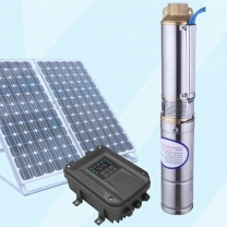 Solar Agriculture Water Pump System