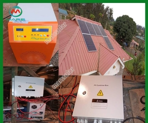 Solar Power System Manufacturers 1KW Solar System With Battery