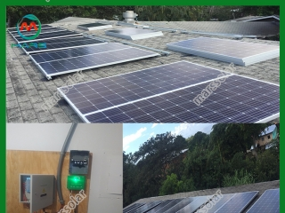 10KW Solar Panel Charging Kit In Honduras