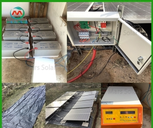 Solar System Manufacturer 5KW Photon Energy Solar System