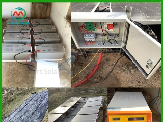 5KW Affordable Solar Power Systems In UK