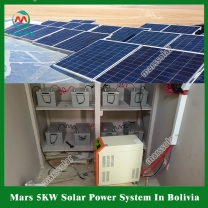 Solar System Manufacturer 5KW On Grid And Off Grid Solar System In Hindi