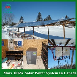 Solar System Manufacturer 10KW Single Phase Solar Power Price South Africa