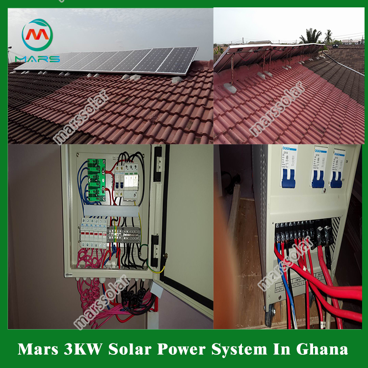 3KW Solar Power Kits For Sale In Ghana