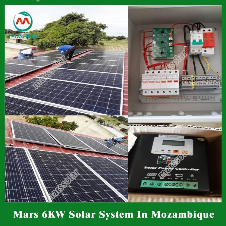 6kw solar system kit