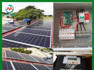 6KW Solar Kit In Mozambique