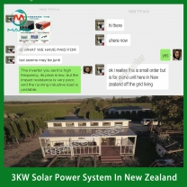 Solar System Manufacturer 3KW Home Solar Panel Kits Philippines