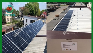 10KW On Grid Solar Kit In Poland