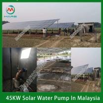 Solar System Manufacturer 7.5HP Solar Panels For Boreholes
