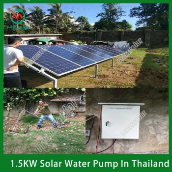 Solar Water Pumps For Agriculture