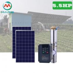 5.5HP Solar Water Pump Manufacturer Price