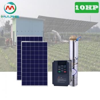 Solar System Manufacturer 10HP Solar Water Pump Price List