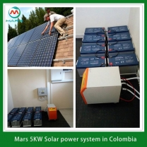 Solar System Manufacturer 3 KW Solar Electricity Plant For Home South Afria