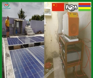 Solar System Manufacturer 5 Kilowatt Solar Energy In House