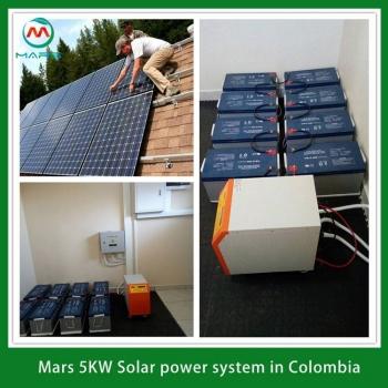 Solar System Manufacturer 3 Kilowatt Kit Energia Solar South Africa