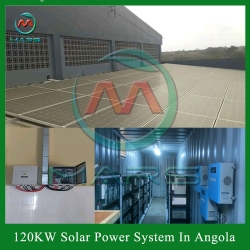 Solar System Manufacturer 100 KWH Solar System South Africa