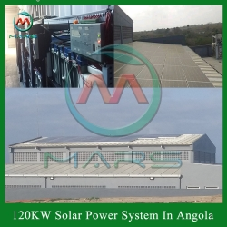 Solar System Manufacturer 100KW Solar Panel South Africa