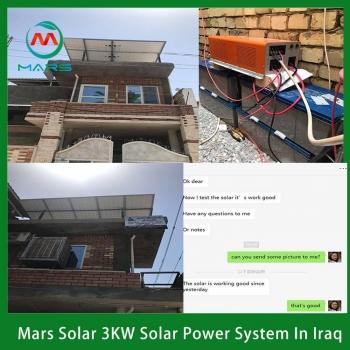 Solar System Manufacturer 5 Kilowatt Solar Energy In House