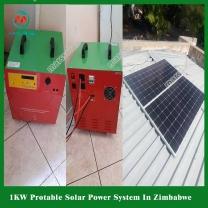 Solar System Manufacturer 1KW Portable Solar Panel For Motorhome