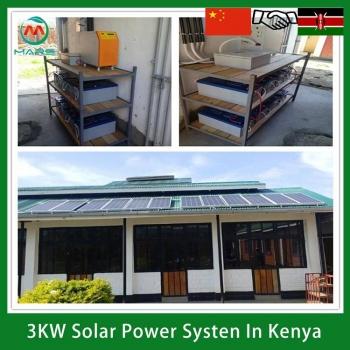 Solar System Manufacturer 3 Kilowatt Solar Generator Price South Africa