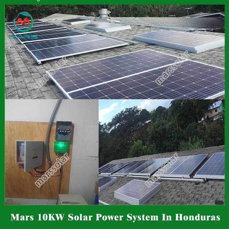 Solar Power System Home