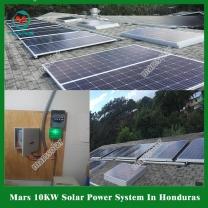 Solar System Manufacturer 10KW Solar System For Restaurants