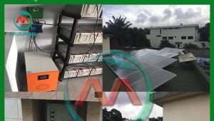 10KW Off Grid Solar System Kit Cote d'Ivoire