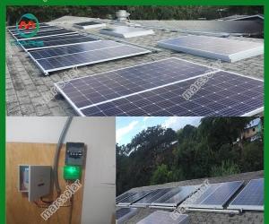 Solar System Manufacturer 10KW Off Grid Solar Start Up Kit