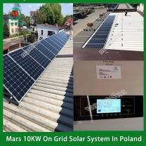 Solar System Manufacturer 10KW Solar Panels For Big Hotels