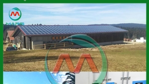 200KW Commercial Solar Systems In Papua New Guinea