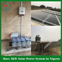 Solar System Manufacturer 3KW Solar Electricity Power Stations South Afria