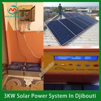 Solar System Manufacturer 3 KW Solar Electricity Panels For Homes South Africa