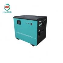 Solar System Manufacturer 3KW Lithium Battery Portable Solar Generator