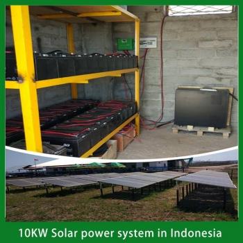 Solar System Manufacturer 10KW Solar Mining Energy