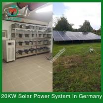 Solar System Manufacturer 10KW Solar Energy Solar Power