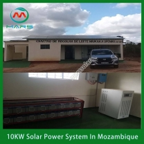 Solar System Manufacturer 10KW House Roof Solar Energy System