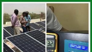 5KW Best Solar Generator In Senegal